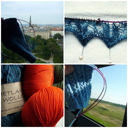 Knitting in Europe