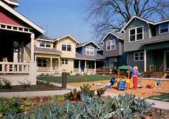 Southside Park Co-Housing, another smart Sacramento project (by: Mogavero Notestine)