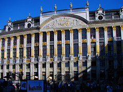 Brussels, Belgium 101 - Market place - House of Dukes of Brabant (Claudio.Ar) Tags: city brussels color history europa europe belgium sony ciudad bruselas marketplace belgica dsc historia h9 plazadelmercado fpg flickrsbest mywinners abigfave simplyperfect flickrlovers claudioar claudiomufarrege