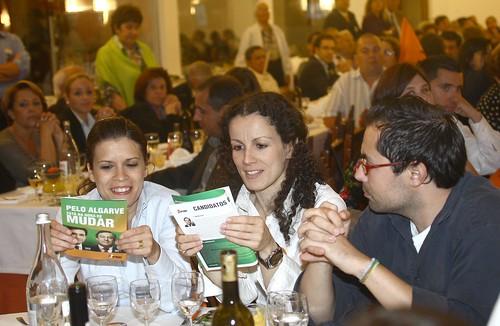 Pedro Passos Coelho Jantar em Albufeira