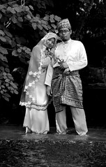 back to the future (anickue) Tags: muslim hijab yan malaysia melayu malay kedah kahwin perkahwinan ain nikah khalis rajasehari