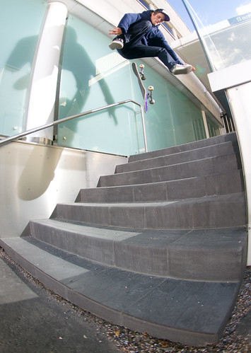 Mikko Boman - Switch Hardflip