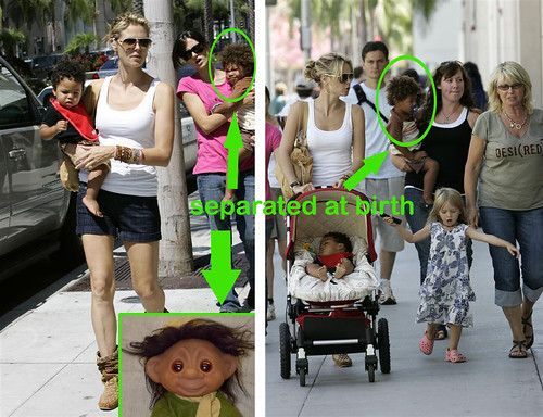 seal and heidi klum children. seal and heidi klum children.