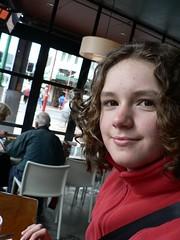 Hannah at Felix