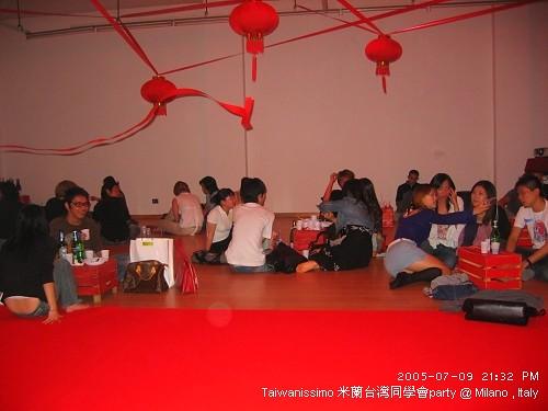 Taiwanissimo 米蘭台灣同學會party @ Milano , Italy (2)