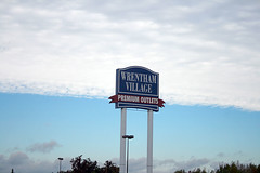 Wrentham Sign