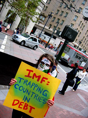 IMF Protest 03