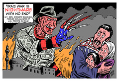Iraq war Nightmare with no end!
