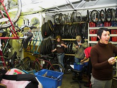 Tires - Sopo Bicycle Co-op (TimothyJ) Tags: atlanta shop cycling bikes tires bicycles repair coop sopo sopobicycle