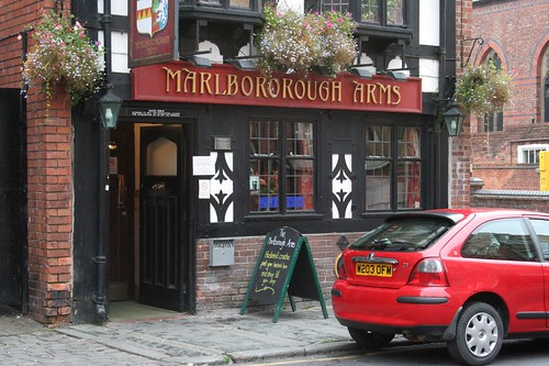 The Marlbororough (sic) Arms