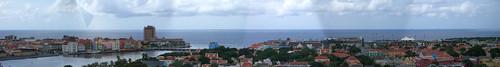 Curaçao Canal Panorama
