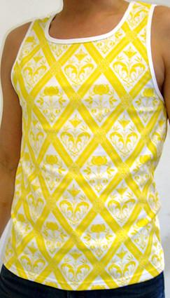 Singlet Yellow
