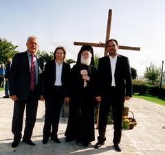 Μνημόσυνο Ν.Καζαντζάκη (27/10/2007)