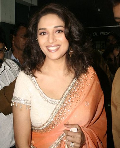 Pretty, Sweet, Sexy, is Madhuri Dixit