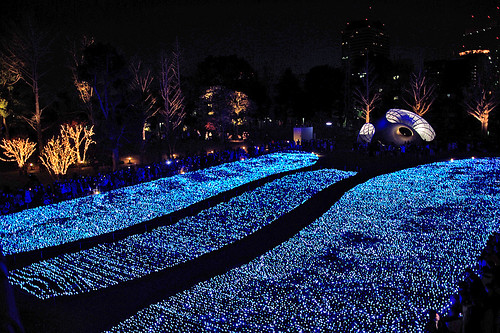 Tokyo Midtown X'mas eve 07