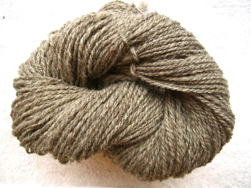 Rambouillet Skein Two - Unwashed