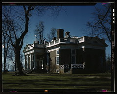 Monticello, home of Thomas Jefferson, Charlottesville, Va. (LOC) from Flickr Commons
