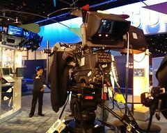 Tecnetico en el booth de NBC en CES 2008