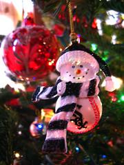 Sox ornament