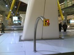 1-button interface (fgirardin) Tags: madrid belt emergency bajaras