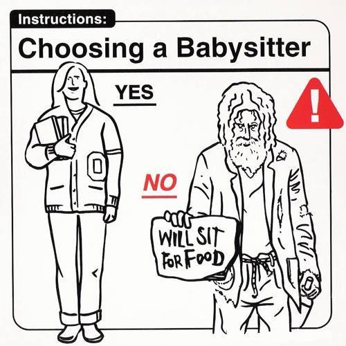 choosing-a-babysitter