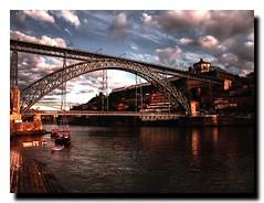 Oporto (benkenab0) Tags: bridge puente mar agua barcos cielo nubes oporto supershot impressedbeauty diamondclassphotographer