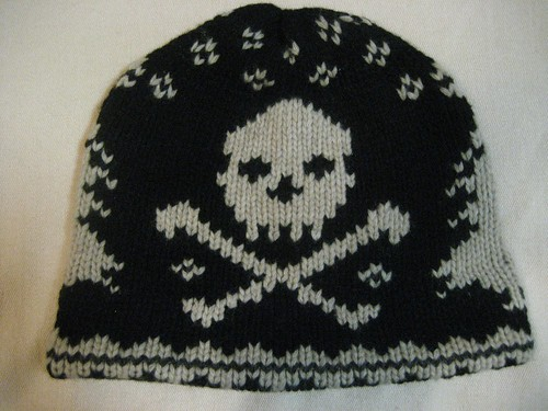 Skull knit cap by Ralfh Lauren RUGBY