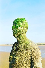 another place (dvdsmith) Tags: anthonygormley anotherplace filmslr canoneos3000v