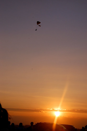 Dawn Skydive
