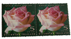 Rose Stamp for valentine day 2008 (Thailand)