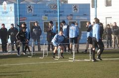 Training der Profis (plattling82) Tags: training mnchen 1860 lwen giesing fusball tsv sechzig 2liga trainingsgelnde grnwalderstr