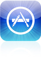 iPhone / iTouch App Store Icon. by Icon Designer.