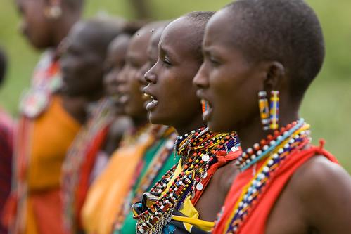 Singing Masai