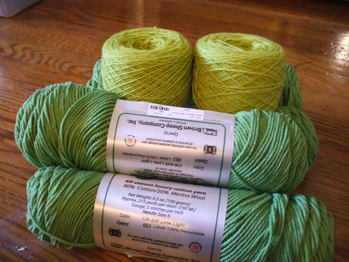 yarn for sawtooth skirt