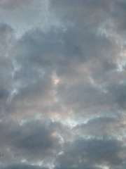 Fluffy Clouds (Just Another Amateur) Tags: sky clouds dawn fluffy pinkclouds dawnsky
