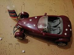 Model Art Car