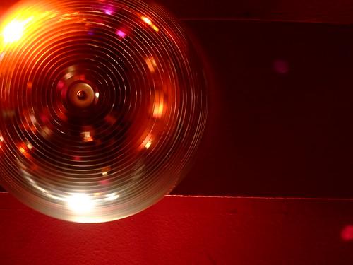 Disco light - disco ball