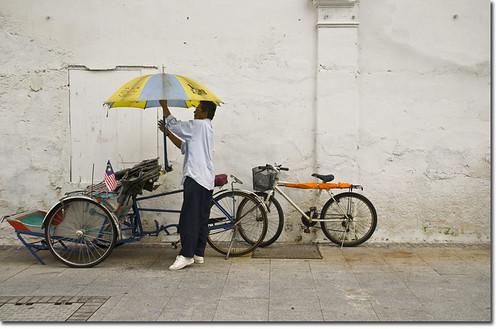 Fixing Umbrella