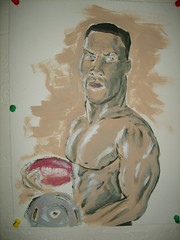 NFL (rawart90) Tags: football muscle nfl shannonsharpe
