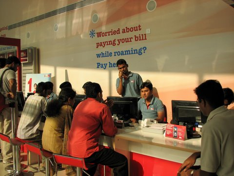 airtel office everyone in the sun 140408