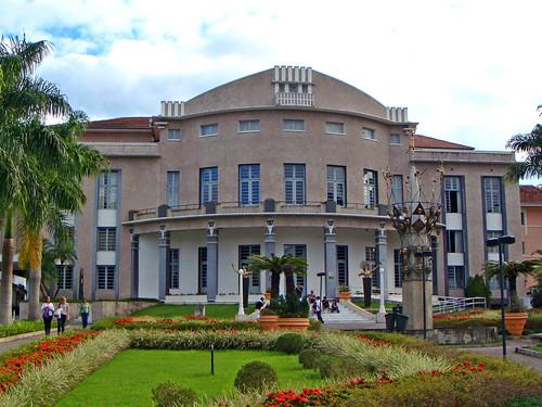 Teatro Carlos Gomes by Roni Vahldiek.