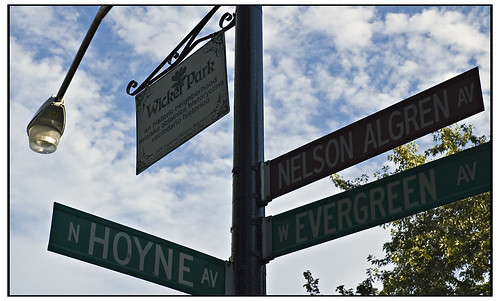 Nelson Algren Avenue
