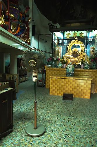 Inside Sam Poh Tong.