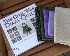 Civil War Diary Quilt
