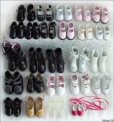 BJD's shoes