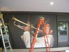 Rochester Plaza- Jazz Festival Picture Installation 3