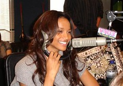 ciara on the radio