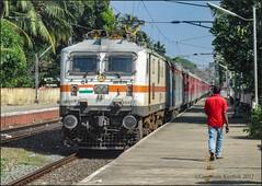 12624 Trivandrum-Chennai SF mail