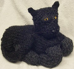 stuffed ozzy cat