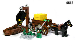Time Twisters [6556] (Joh) Tags: wood castle car set john lego time witch sub leg scuba william pack hanging diver dalton witches cart squad drowning dunking godt twisters brickspace 6556 classiccastle foitsop